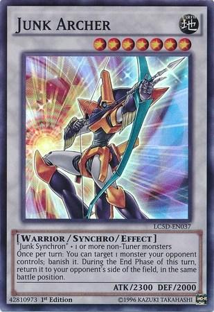 Junk Archer Yu Gi Oh Fandom Powered By Wikia