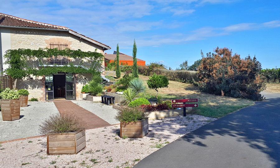 Domaine Rotier - Vins bios de Gaillac