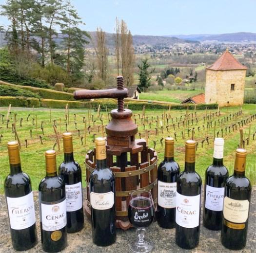 Vignobles Pelvillain - Vins de Cahors