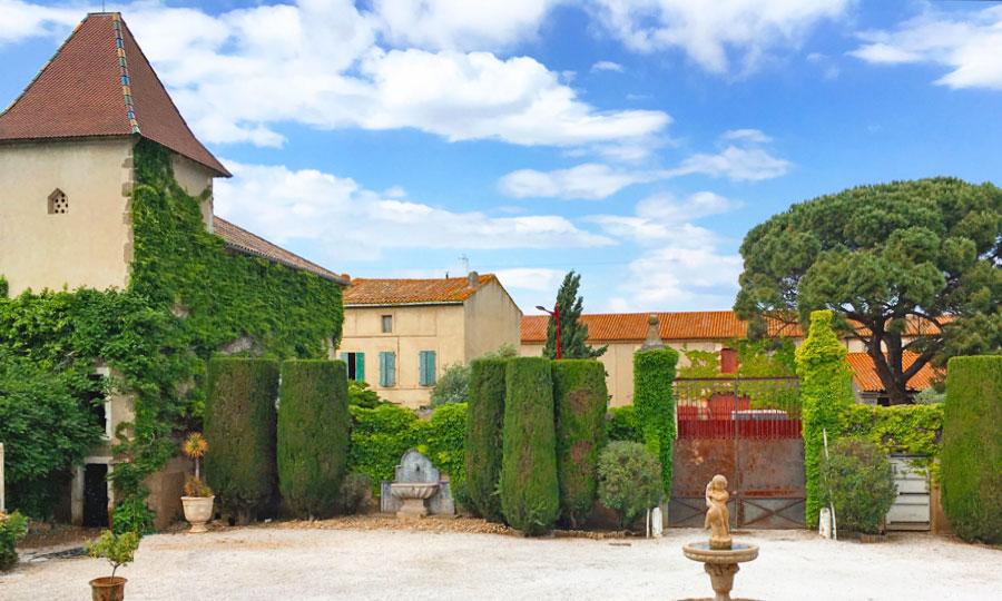 Château de Paraza - Vins du Minervois