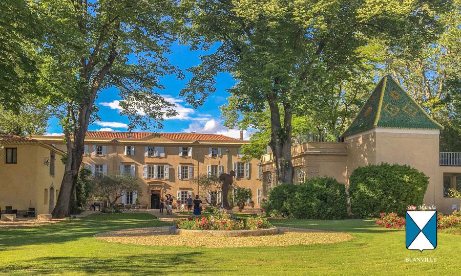 Château Haut-Blanville - Grés de Montpellier