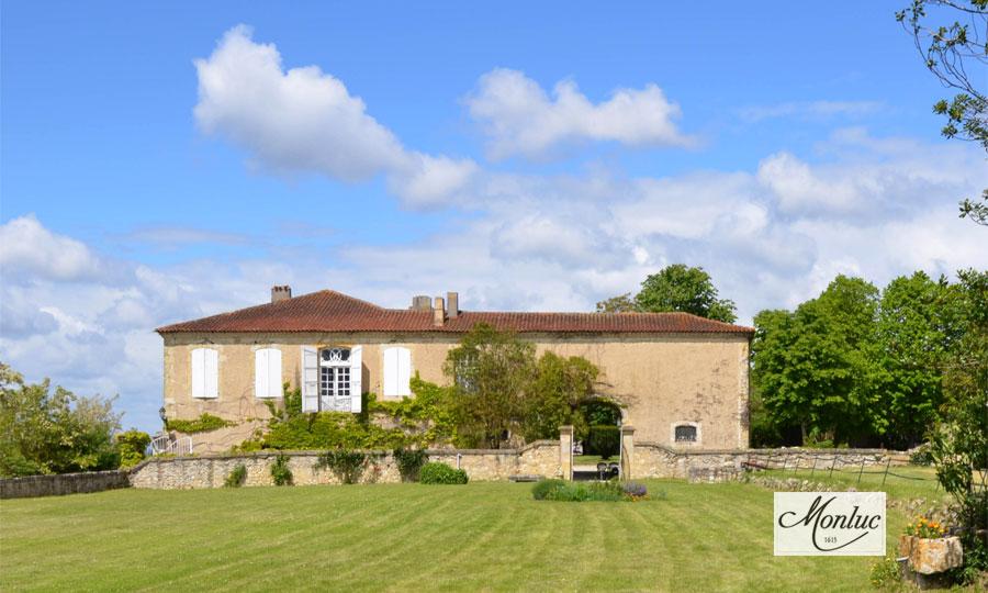 Château Monluc - Côtes de Gascogne et Armagnac