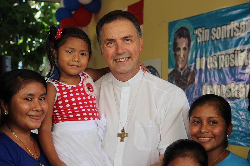 Una Familia Salesiana que testimonia la Esperanza