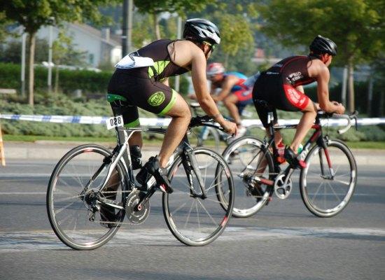 entrenamiento bicicleta