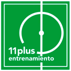 entrenamiento futbol 11plus