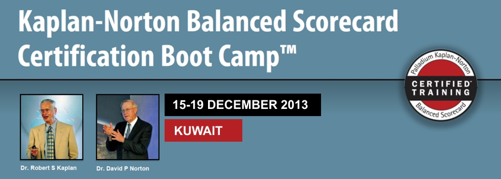 Kaplan Norton Bootcamp in kuwait