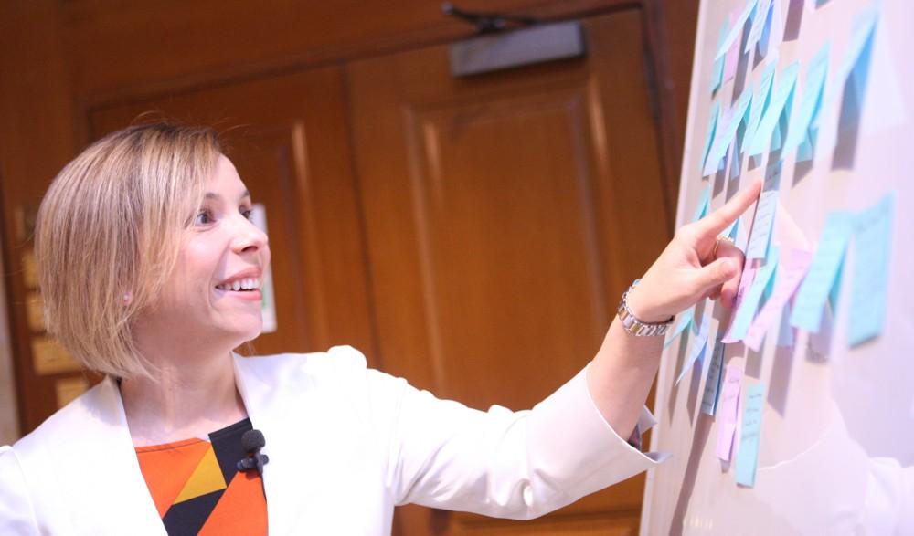 Heather Hansen - Present With Confidence Workshop