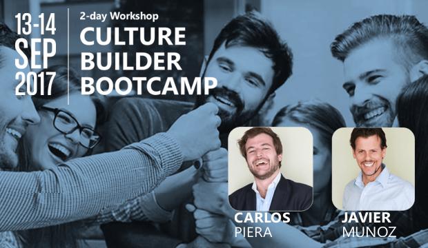Culture Builder Bootcamp