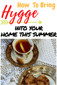 hygge with kids