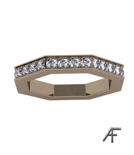 alliansring diamanter liz
