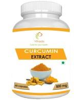 Vihado organic curcumin extract veg capusles