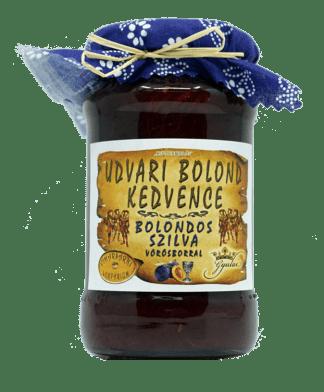 Udvari bolond kedvence - vörösboros szilva