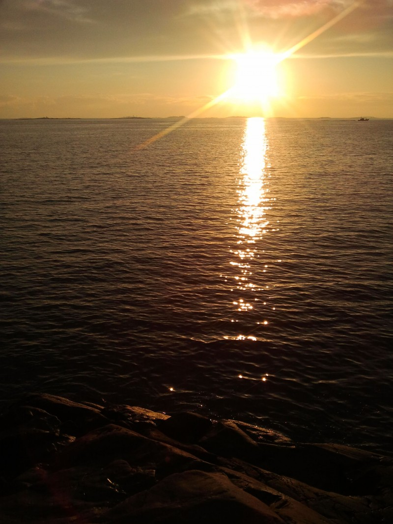Suomenlinna_Sunset