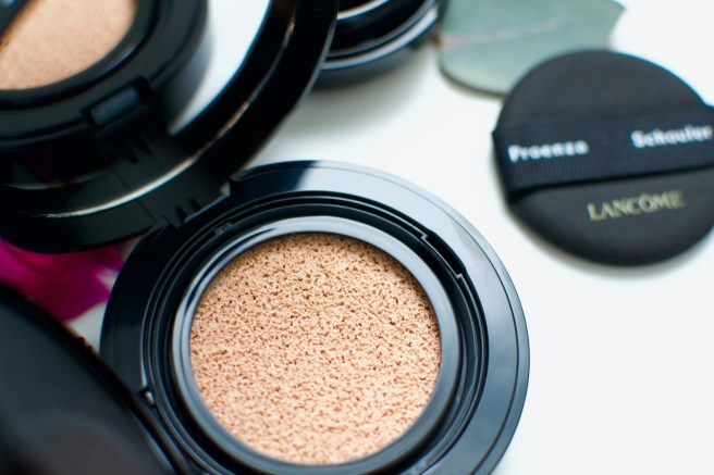 Lancôme Cushion Highligter -korostustuote