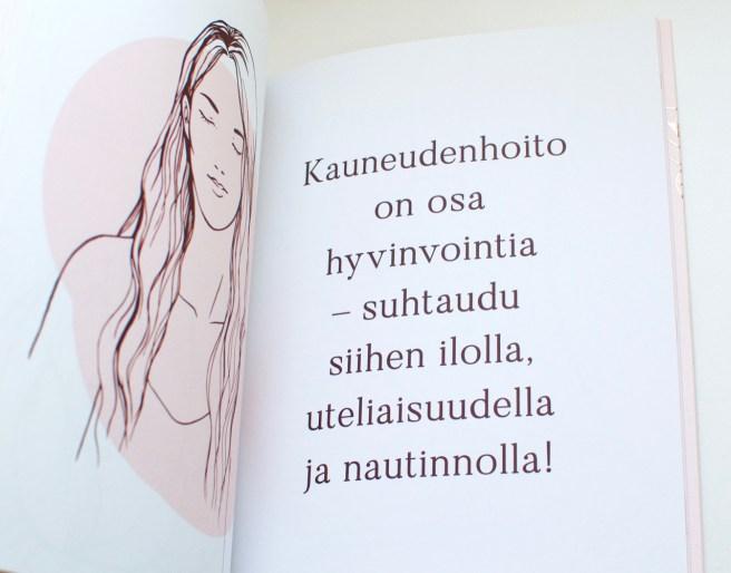 Kirja: Katja Kokko Kuulaan Kaunis - ihonhoito