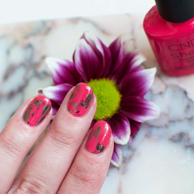 cnd_shellac_pink_bikini_swatch_with_foils