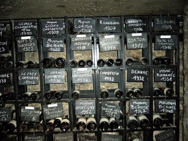 viinikellari Burgundy