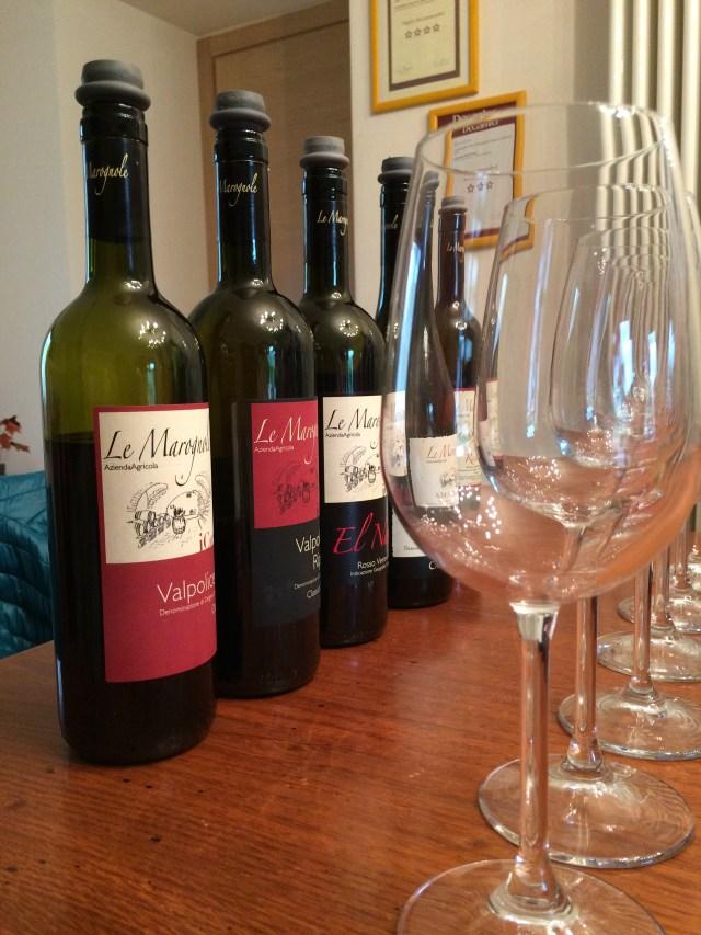 Le Marognole viinitila