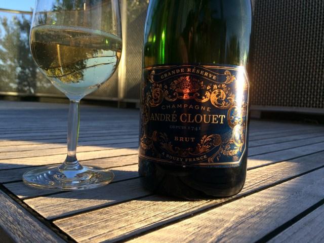 Andre Clouet samppanja