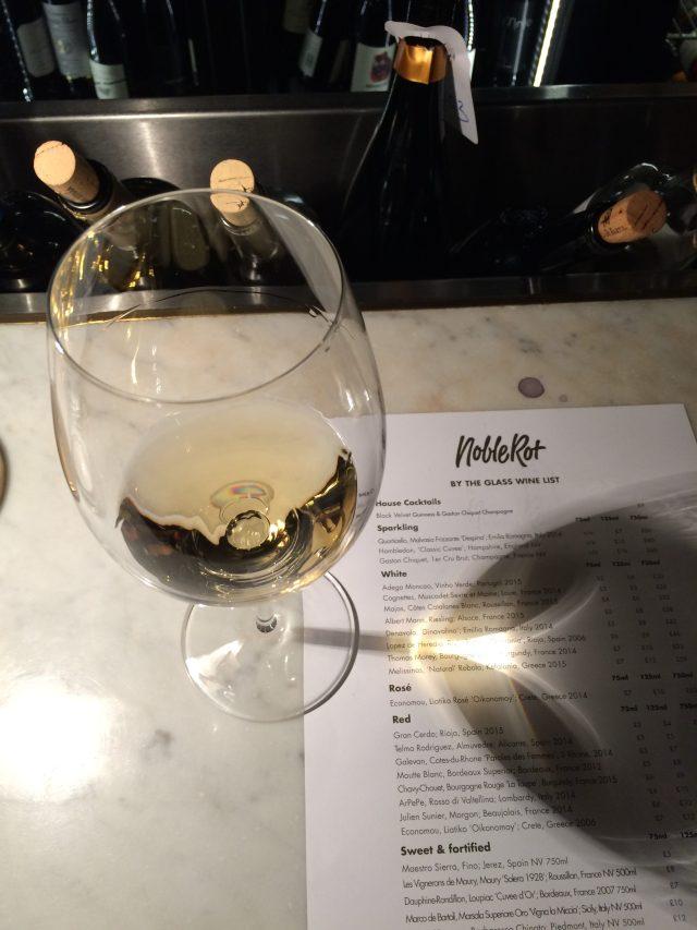 Rioja valkoviini Lopez de Heredia Vina Gravonia