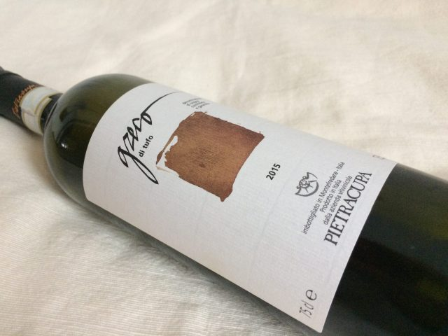 Greco di Tufo viini