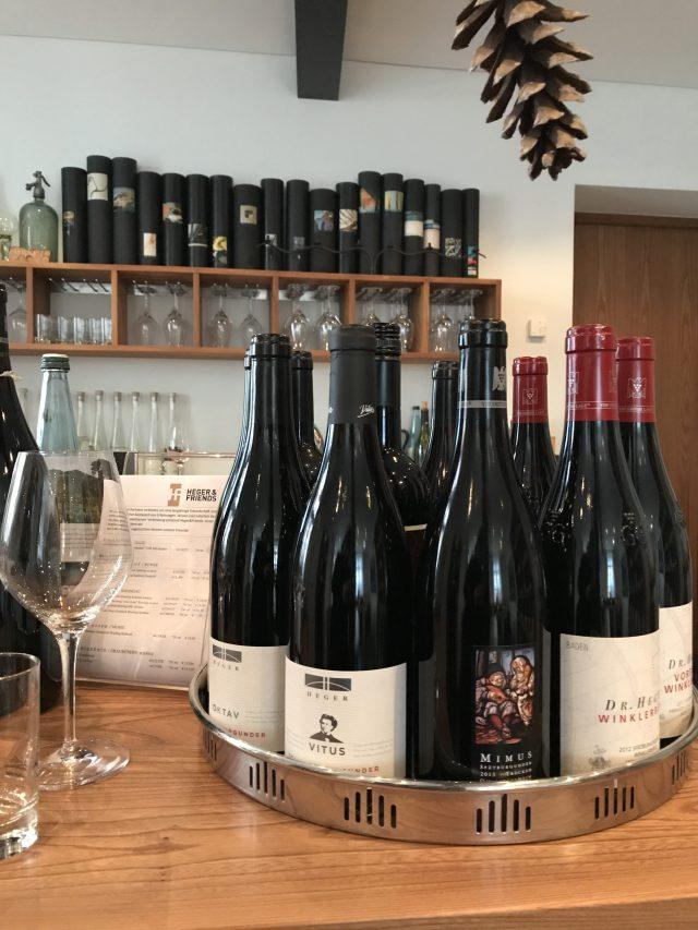 viinialue Baden Dr. Heger