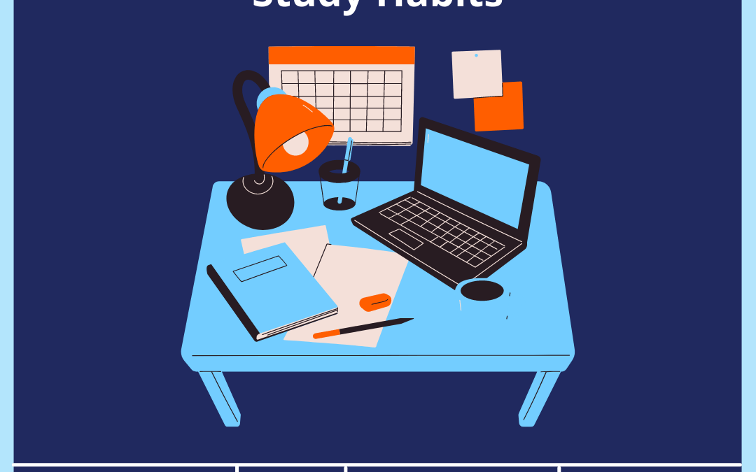 Start Off the School Year Right with New Study Habits