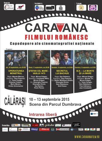 Caravana filmului romanesc la Calarasi 2