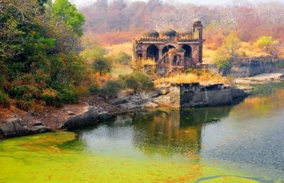 ranthambore-fort-story