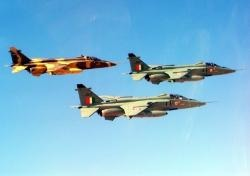 IAF Day special: Jet fighters and bombers of Indian Air Force