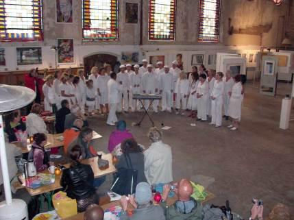 Gospel in de Jopenkerk?