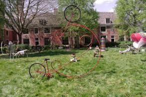 Tweede leven van een fiets
