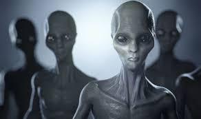 alien-humanlike