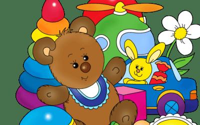 Игрушки для детей от года до полутора лет