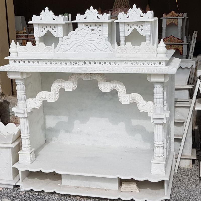 Natural Stone Handicraft in Rajsamand | White Marble Handicraft