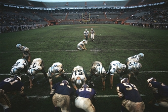 The Viking Playoff Game that No One Saw or Remembers