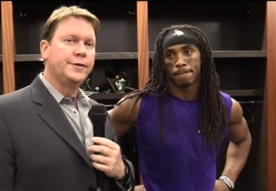 Anthony Harris After Win Against New Orleans