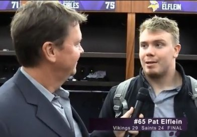 VikeFans.com Interview with #65 Pat Elflein