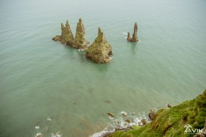 Reynisdrangar Sea Stacks in Vik
