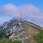 Civilni radio relejni repetitori na Golovrhu u osami, bez svojih dugogodišnjih komšija - radara u saćastim kupolama