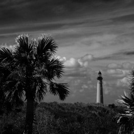 Ponce Inlet Lighthouse from Lighthouse Point Park, Ponce Inlet, FL