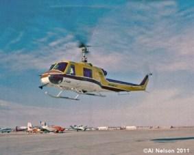 Bell 204 DZE