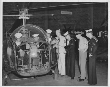 Lakehurst N.A.S., New Jersey - 1951