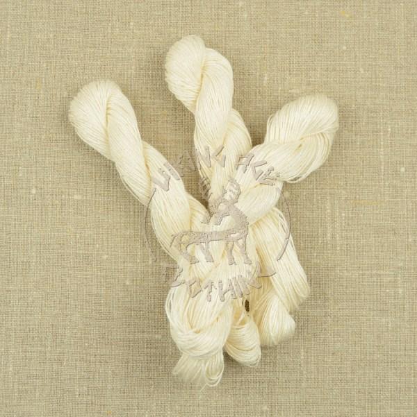 Bocken's linen thread 16/12 - half-bleached