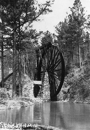 Old Mill, mid 1900s