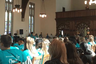High School Choir Festival Feature
