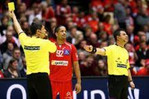 Handball referees 1