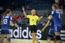 Handball referees 2