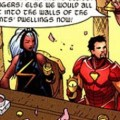 avengers round table drinking