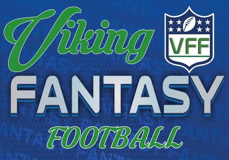 The Viking Magazine Fantasy Football Volume II Chapter 9